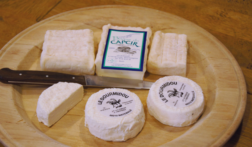 local artisan cheeses